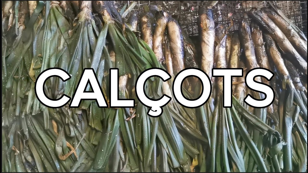 Calçots - so much more than spring onions