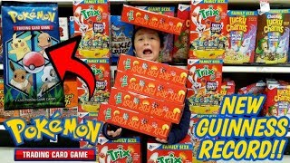 NEW POKEMON CARD CEREAL HUNTING INSIDE TARGET!! BUYING EVERY EXCLUSIVE BOOSTER PACK BOX WE FIND!
