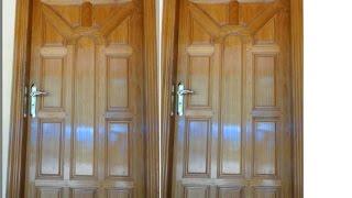 Beautiful Kerala House Front Door Design