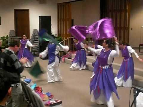 Ministerio de Danza Betel (Levantate Señor)