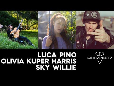 Radio Venice ft. Luca Pino, Olivia Kuper Harris, and Sky Willie