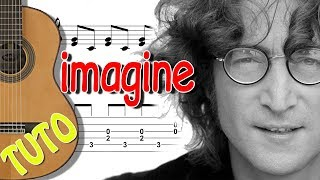 TUTO IMAGINE - Easy FingerStyle - Olivier Hecho