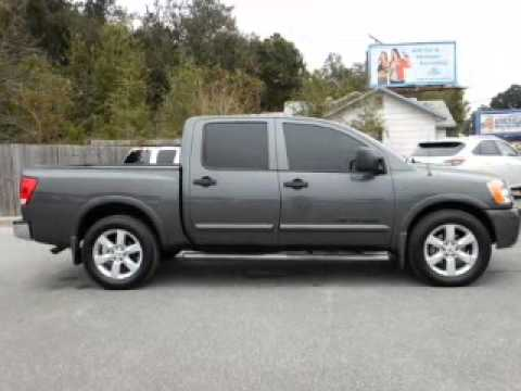 2009 nissan titan pensacola fl youtube for Frontier motors pensacola fl