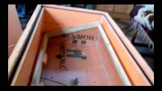 видео Инкубатор для уток своими руками: из пенопласта, холодильника