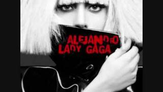 Lady Gaga Alejandro GUY VERSION