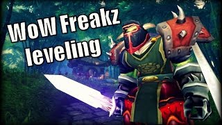 WoW Freakz 5.4.8 Private Server - My Leveling Experience