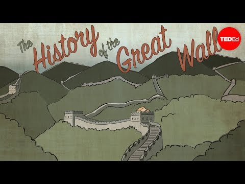 What makes the Great Wall of China so extraordinary - Megan Campisi and Pen-Pen Chen