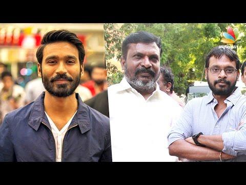 Joker leaves Dhanush in tears | Latest Tamil Cinema News | Thirumavalavan