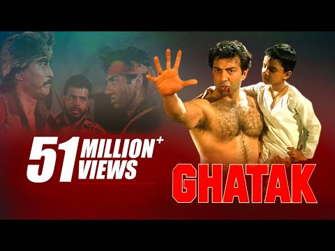 Most Iconic Fighting Scene | Ghatak | Sunny Deol, Danny Denzongpa | HD