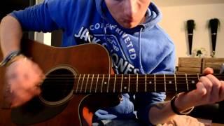 Broilers - Singe, seufze & saufe (Acoustic Guitar Cover) | Joel Buschmann