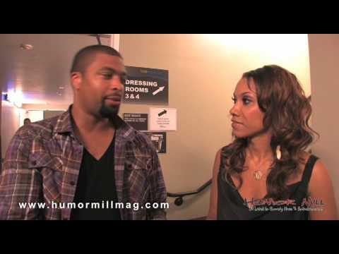 Humor Mill TV At Shaq's Comedy All Star Jam Episode 2 DeRay Davis