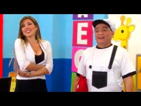 Arturito y la Escuelita: Paolo Guerrero y Bruno Mars alborotaron el salón de clases