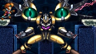 Gunners Heaven (Gunstar Heroes-like) All Bosses (No Damage)
