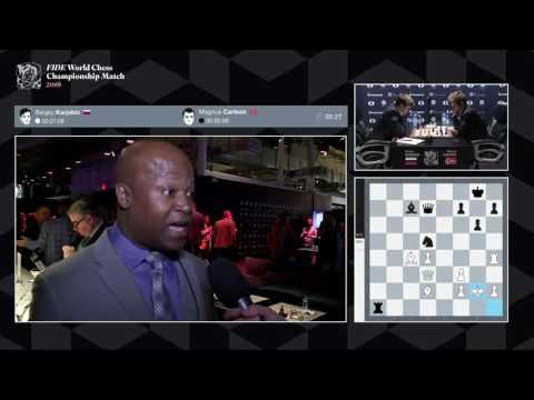 Day 9 Interview with Maurice Ashley