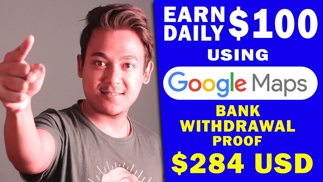 How To Make Money Online Using Google Maps? | Latest Method To Make Money | Part Time Freelancing