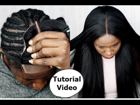 tips-and-tricks--watch-me-do-sew--in-weave-on-my-head-&-leave-out-ft-sugar-hair