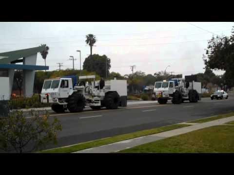 Long Beach-Signal Hill Geophysical Survey