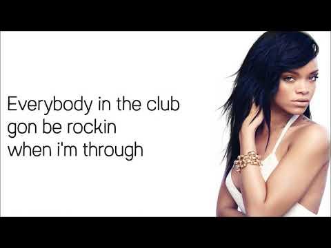 Rihanna - Pon De Replay (Lyrics)
