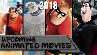 Top 5  Animated | upcoming Movies | 2018 | Trailers