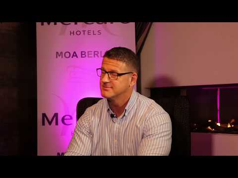 Steven E. Kuhn Coach Trainer #TOPfive - Interview Concierge Mercure MOA Berlin