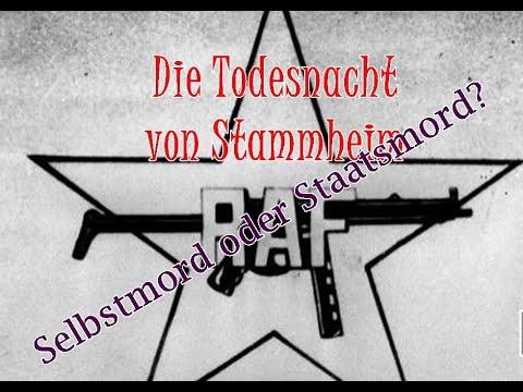 Die Todesnacht von Stammheim - Mord oder Selbstmord? Nachtrag zum Gespräch mit Manuel