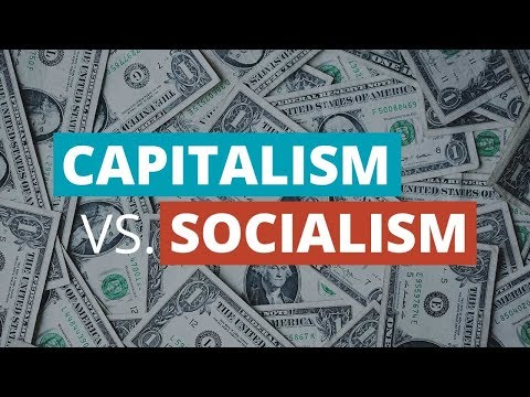 CAPITALISM VS. SOCIALISM SONG | Economics & Politics Music Video