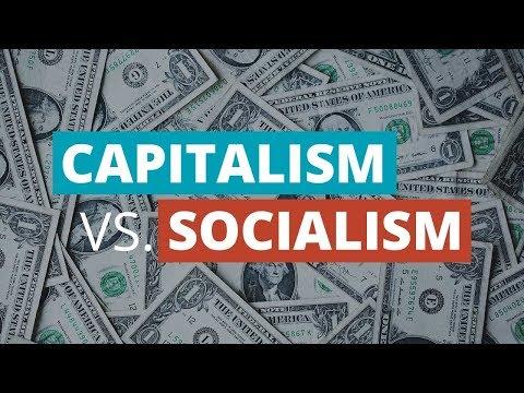 CAPITALISM VS. SOCIALISM SONG | Economics & Politics Music Video