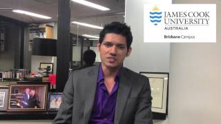 Shrikant Deshmukh - International Marketing Director - James Cook University Brisbane