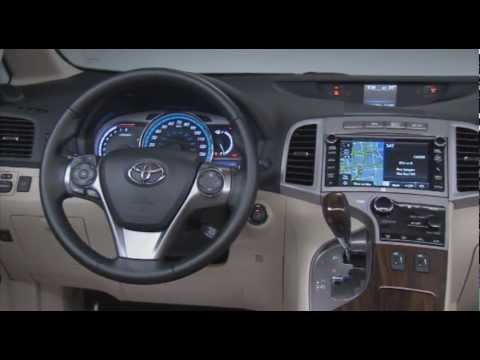 New Toyota Venza 2013 Interior Youtube