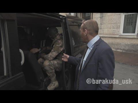 Виталий Наливкин Арест в Хабаровске