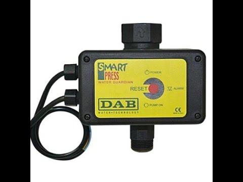 Автоматизация водоснабжения на базе скважинного насоса и контроллера SMART PRESS