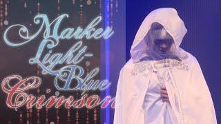 ODD ENTERTAINMENT縲勲ARKER LIGHT-BLUE Crimson縲好igest