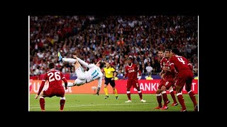 Real Madrid win 3rd straight Champions League soccer crown thanks to Gareth Bale wondergoal - Nat...
