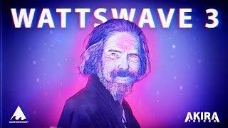 WATTSWAVE Ⅲ ⚡🌊 : Time  ⌛ - An Alan Watts Lofi Hip Hop Mix