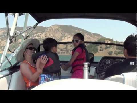 Pacheco family vacation summer 2011 @ Lake Berryessa