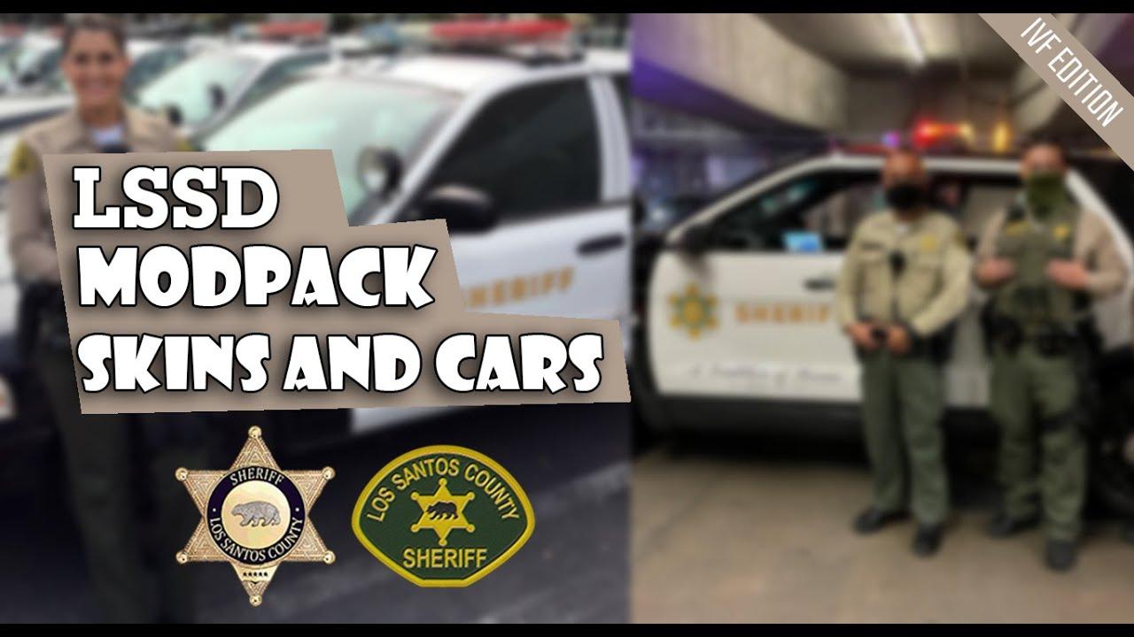 Download GTA:SA - [REL] MODPACK LSSD SAMP VERSION 2   IVF   SHERIFF PATROL UNIT   LASD/LACSD BASED
