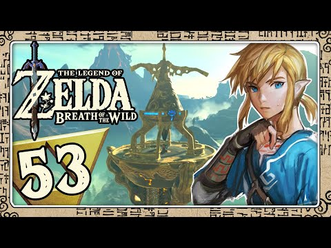THE LEGEND OF ZELDA BREATH OF THE WILD Part 53: Hart umkämpfter Aufstieg auf den Ranelle-Turm
