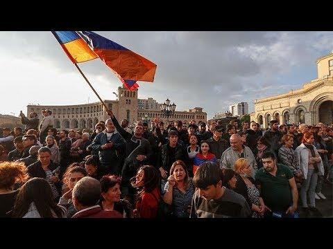 Отставка Сержа Саргсяна. Как в Армении победила революция