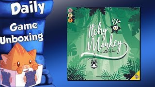 Daily Game Unboxing - Itchy Monkey