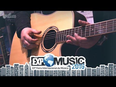 Violões PHX | Expomusic 2016