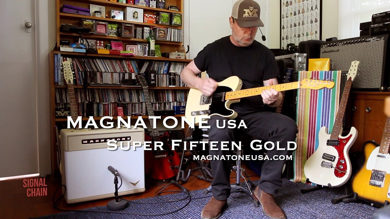 Super Fifteen Played by Brett Kingman at Signal Chain!
