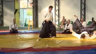 К Всемирным играм боевых искусств сборная России по айкидо готовится в Краснодарском крае