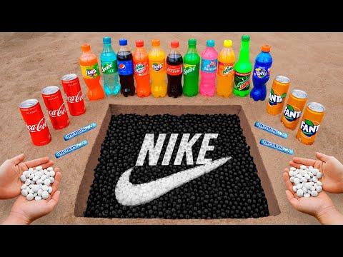 Nike Logo in