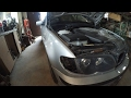 BMW e46 xenon HID headlight repair