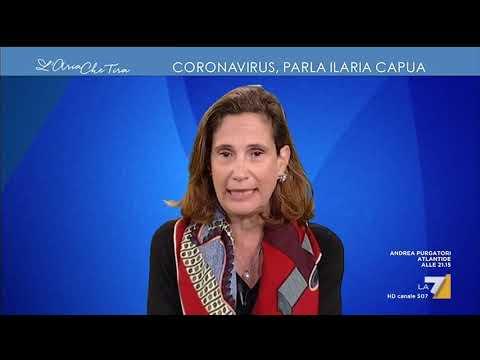 """Coronavirus, L'appello Accorato Della Virologa Ilaria Capua: """"Arriverà In Italia, Le Aziende ..."""