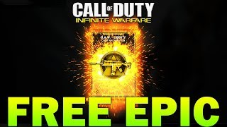 Free Epic Weapon - New Epic Weapon Hack Infinite Warfare Contracts