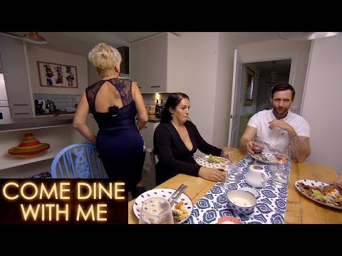 Tina WALKS OUT After A Bad Joke | Come Dine With Me