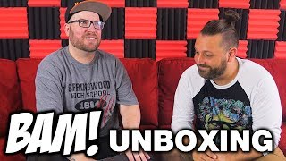 Bam Box Horror Unboxing June 2018 - Horror Subscription Box