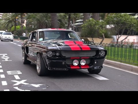 625HP Ford Mustang Shelby GT500 Eleanor
