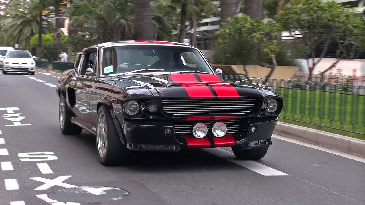 625HP Ford Mustang Shelby GT500 Eleanor - YouTube